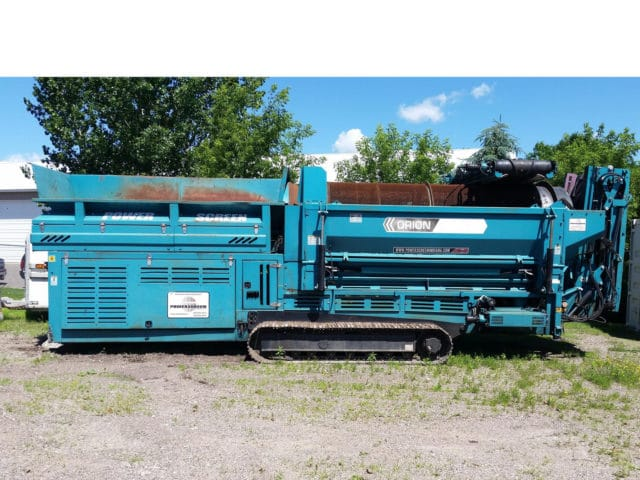 2006 POWERSCREEN ORION 1400
