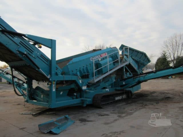2013 POWERSCREEN WARRIOR 1800