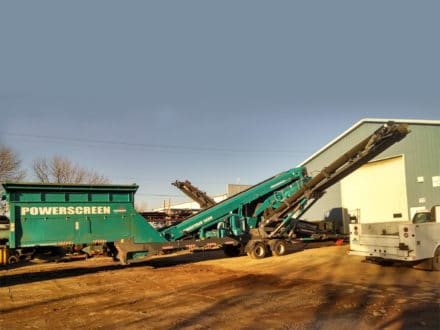 2015 POWERSCREEN CHIEFTAIN 1400
