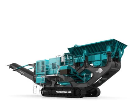 Powerscreen 1180 Premiertrak