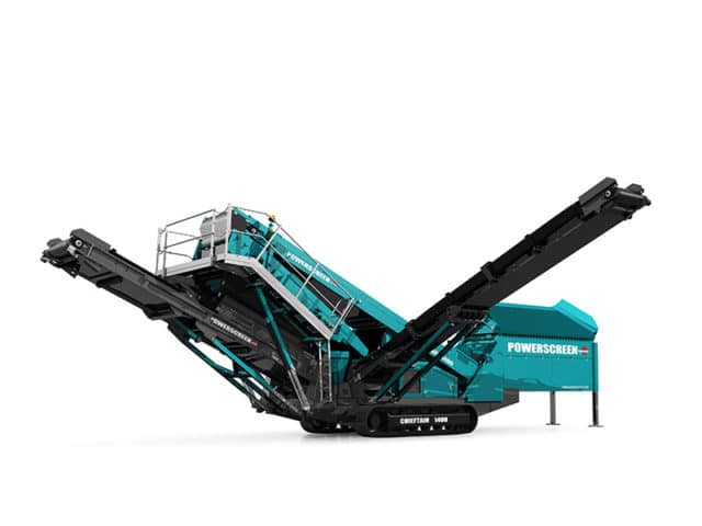 Powerscreen Chieftain 1400 (Track)