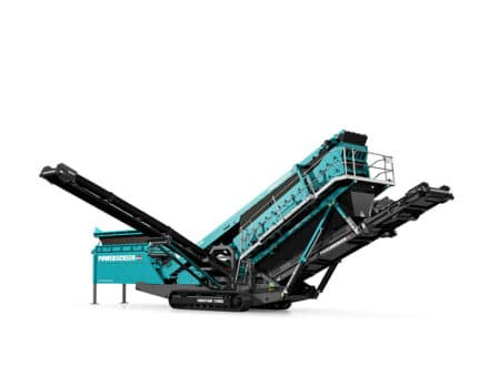 Powerscreen Chieftain 2100X Bivitec