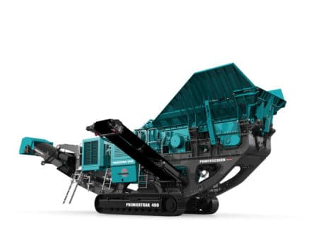 Powerscreen® Premiertrak 400 Pre-Screen