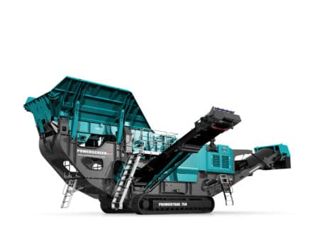 Powerscreen® Premiertrak 750