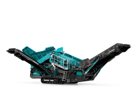 Powerscreen® Warrior 1400X