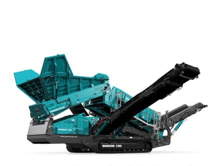 Powerscreen® Warrior 2100