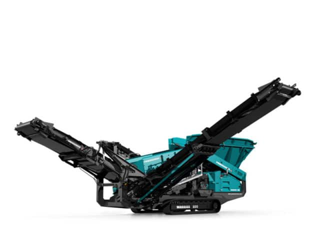 Powerscreen® Warrior 800