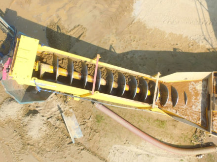 TRIO Sand Screw 36""