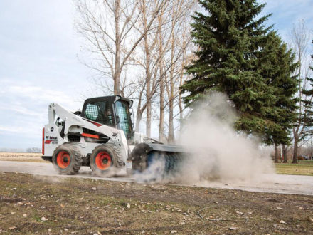 Bobcat Angle Broom (Loaders)