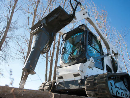 Bobcat Breaker (Loaders)