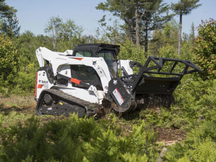 Bobcat Forestry Cutter
