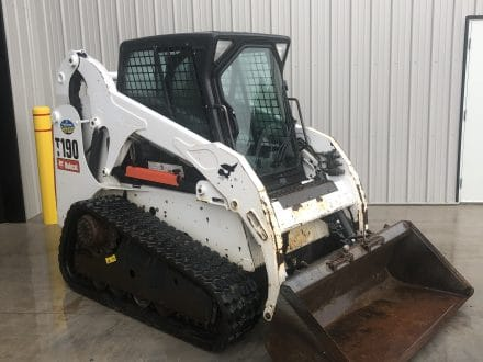 Compact Track Loaders Archives | Theco Inc